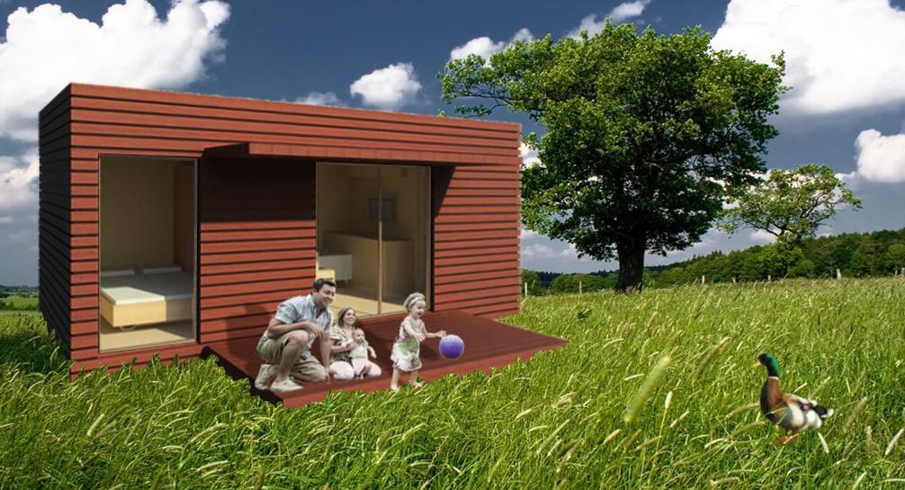 Casa casas modulares low cost decoraci n de interiores - Casas modulares portugal ...